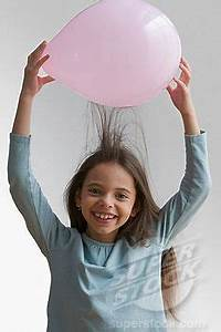 Does Hair Color Affect Static Of A Balloon Scientific