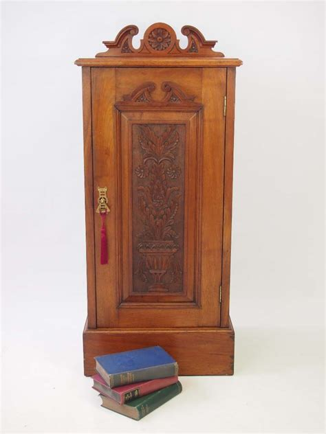 Antique Cupboard Reviews by Antique Edwardian Side Cabinet Cupboard