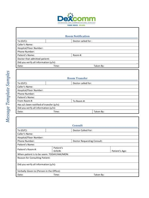 message template for word phone message template 6 free templates in pdf word
