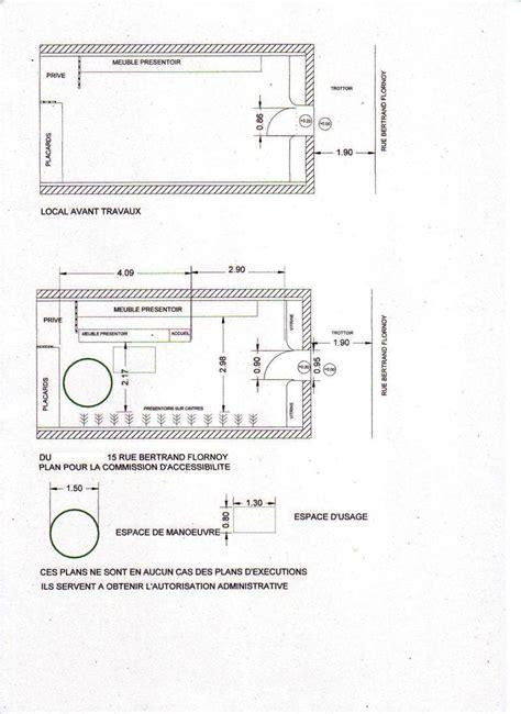 restaurant le bureau plan de cagne plans d 39 aménagement pour les commissions