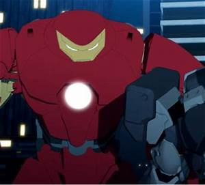 Image - Hulbuster Armor.png - Iron Man: Armored Adventures ...