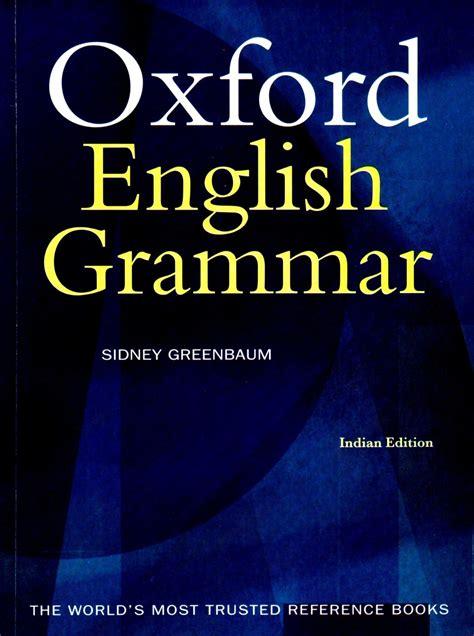 Oxford English Grammar 1st Edition - Buy Oxford English ...
