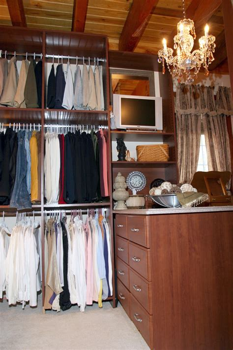 custom bedroom closet  custom closet