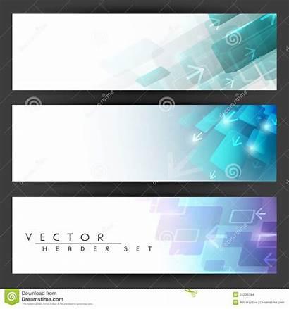 Banner Header Website Internet Eps Digital