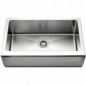 gt cheap houzer epg 3300 epicure 32 7 8 by 20 inch With 20 inch apron front sink