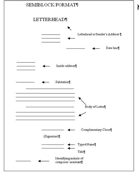 semi block letter quora
