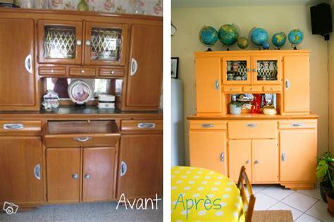 relooker un buffet de cuisine customiser meuble cuisine incroyable takjil peinture