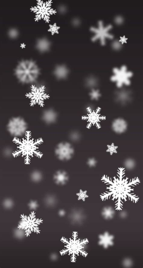 snowflake iphone wallpaper 1000 images about christmas winter cell phone wallpaper Snowf
