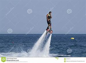 Unidentified Turkish Man Hovered Above The Water ...