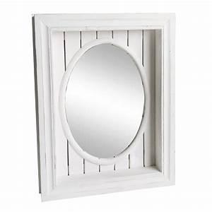 Wandspiegel Groß Weiß : wandspiegel southhampton wei shabby chic holz mit ovaler spiegelfl che ~ Whattoseeinmadrid.com Haus und Dekorationen