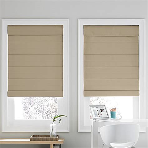 Buy Roman Shades From Bed Bath & Beyond