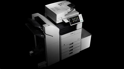 canon imagerunner advance  series business printers