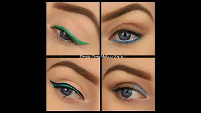 Makeup Eye Looks Easy Colour