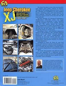 Jeep Cherokee Xj Performance Modifications 1984