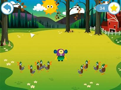 Monster Minigames Kindergarten Io