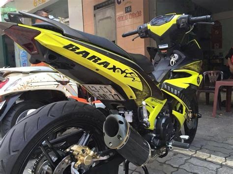 Gambar Lagi Modifikasi Motor Mx King Mivistar by Gambar Modifikasi Yamaha Jupiter Mx King 150 Racing King