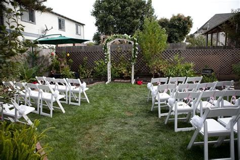 1960s Backyard Wedding Wedding Ideas Wedding January