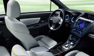 2017 Subaru Crosstrek Interior