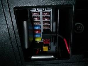 Fiat 500 Interior Light Fuse