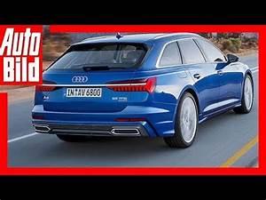 Audi A6 Avant Ambiente : audi a6 avant 2018 review details erkl rung youtube ~ Melissatoandfro.com Idées de Décoration