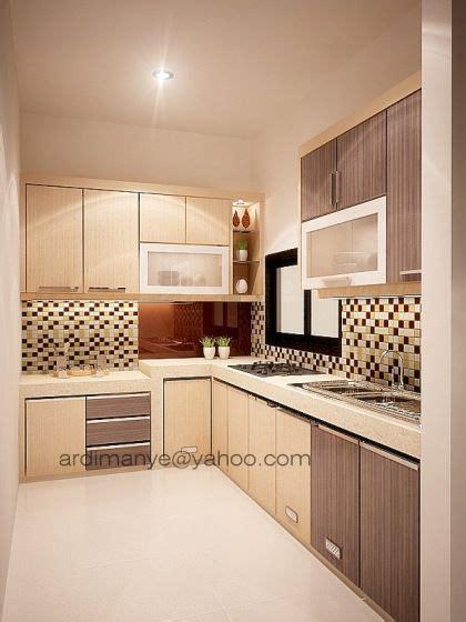 desain interior rumah tinggal atcrysant interior dapur