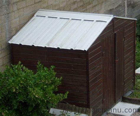 abri de jardin le toit