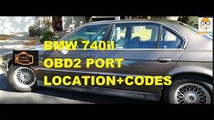 How To Locate Obd2 Obdii Port On 1996 1997 1998 1999 2000