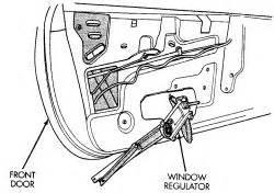 Repair Guides Interior Window Regulator