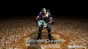 Jailbreak Graves 3D - League of Legends - YouTube
