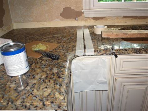 how to join kitchen cabinets together how to install a granite kitchen countertop how tos diy 8723