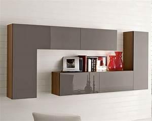 Creative, Solution, Bedroom, Wall, Shelves, Ideas