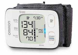 Omron 7 Series Wrist Blood Pressure Monitor Review