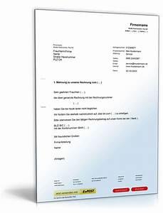Rechnung Frist : 1 mahnung zahlungserinnerung muster zum download ~ Themetempest.com Abrechnung