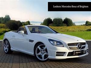 Mercedes 250 D : mercedes benz slk slk 250 d amg sport white 2015 10 14 in portslade east sussex gumtree ~ Carolinahurricanesstore.com Idées de Décoration
