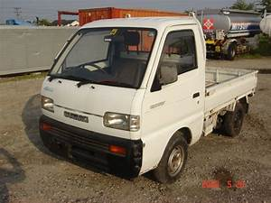 Suzuki Carry T 4wd  1992  Used For Sale