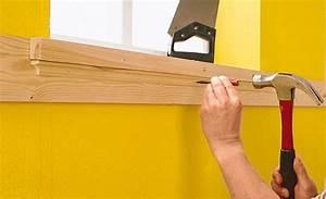 Fensterbank Selber Bauen : fensterbank holz selber machen ~ Whattoseeinmadrid.com Haus und Dekorationen