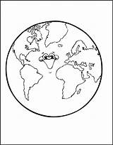 Earth Coloring Planet Pages Save Printable Globe Clipart Earthquake Planets Blank Drawing Outline Worksheet Cliparts Colouring Sheets Grade Getcolorings Library sketch template