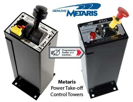 Metaris Hydraulic Power Takeoffs Ptos Available From
