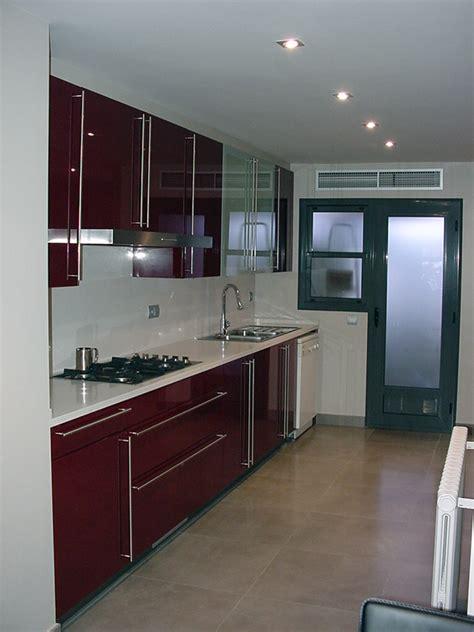 foto cocina lacada alto brillo de  closion ambientes de