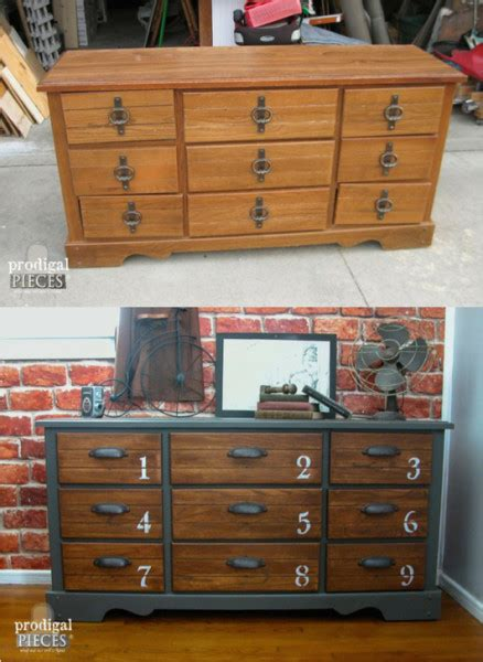 9 Creative — & Cheap — Ways To Upcycle Your Old Furniture