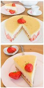 Leckere Einfache Torten : frau zuckerfee rezept f r schnelle und einfache erbeer torte rezepte kuchen cake cake ~ Orissabook.com Haus und Dekorationen