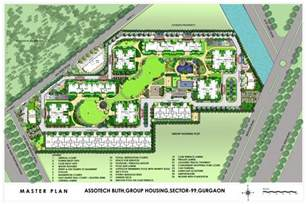 master house plans master plan assotech blith at sector 99 gurgaon dwarka expressway assotech limited