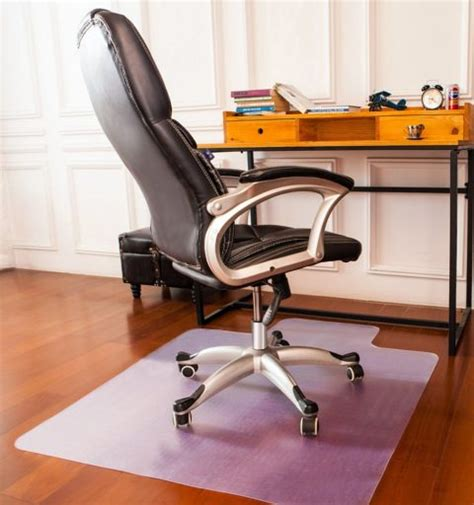 Office Chairs On Hardwood Floors by Top 10 Best Chairmats In 2019