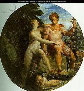 Venus and Adonis - Girolamo Del Crocifissaio (see ...