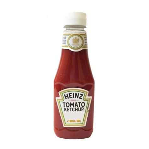 Tomato Ketchup, Heinz 342g – food4holiday