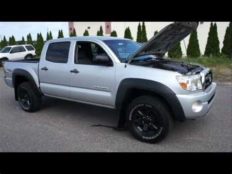 Toyota Tacoma Problems by Toyota Tacoma Starting Issues
