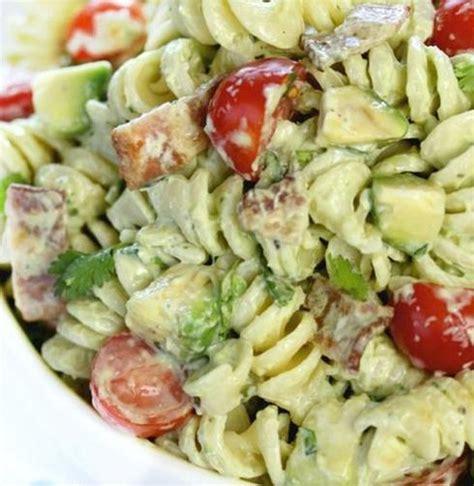 cuisine coriandre 14 recettes de salades de pâtes pour 2 semaines de lunchs