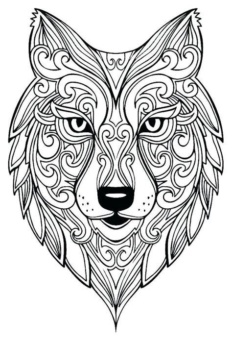 Wolf drawing book beste von 20 ausmalbilder zum ausdrucken 33 ausmalbilder erwachsene wolf parrocchiasangiorgioorg Ausmalbilder Tiere Mandala Wolf
