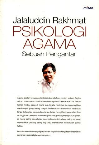 Mboten Adalah by Book Review Psikologi Agama By Jalaluddin Rakhmat Mboten