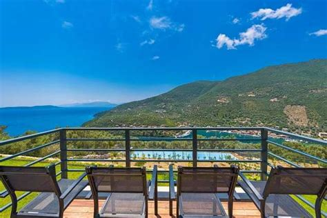 Luxury Villas With Private Pool And Spectacular View